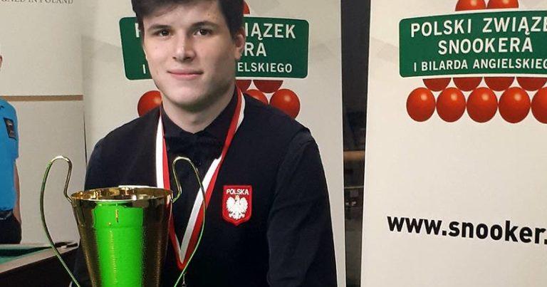 Матэуш Барановски — чемпион Польши 2018!