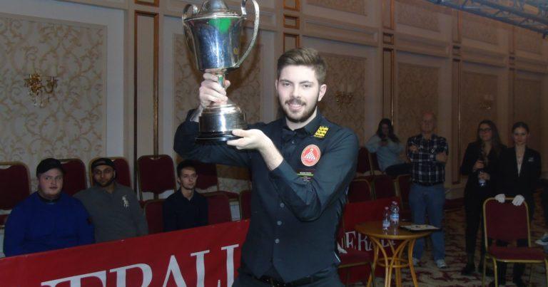Харви Чендлер — чемпион Европы 2018!