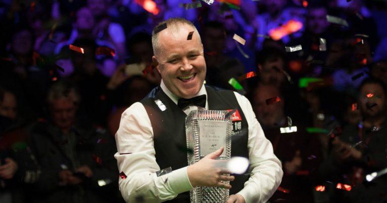 Джон Хиггинс — победитель Welsh Open 2018!