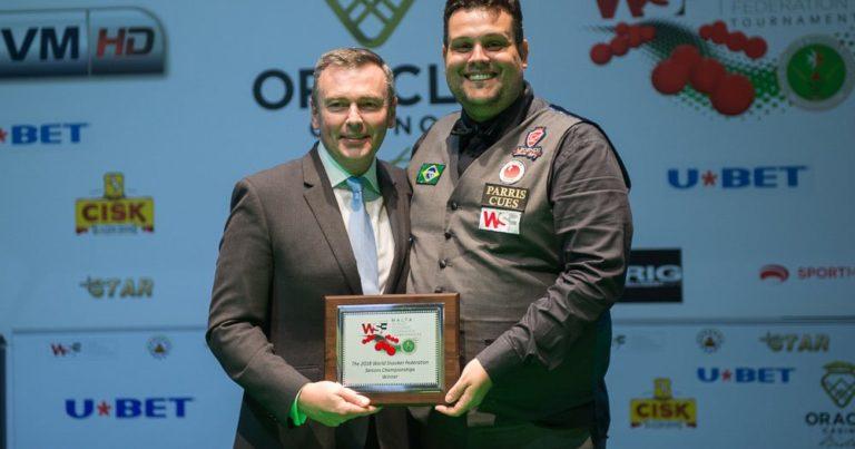 Фигейредо и Ын Онь Йе — первые чемпионы WSF!