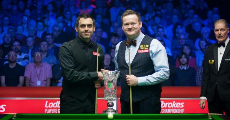Финал Players Championship 2018: О'Салливан против Мерфи!