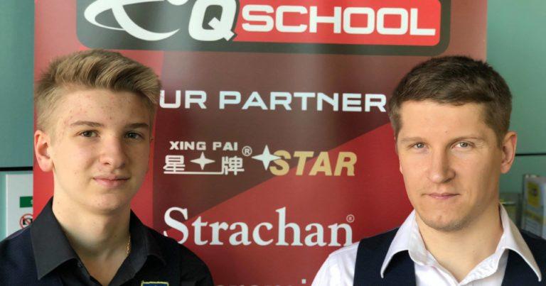 Q School 1: Исаенко, Бойко и Петров проигрывают первые матчи
