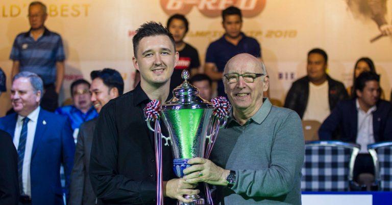 Кайрен Уилсон — чемпион мира по снукеру 6-красных!