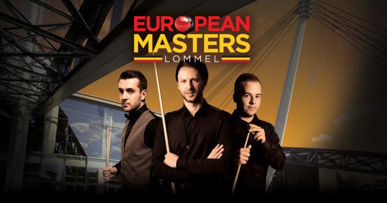 В бельгийском Ломмеле стартует European Masters