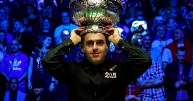 Ронни О'Салливан — победитель турнира Чемпион Чемпионов 2018!