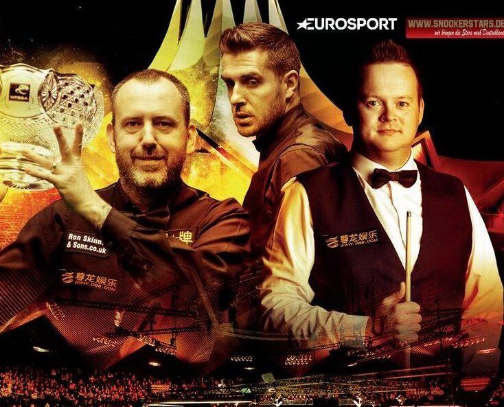 В Берлине стартовал German Masters 2019