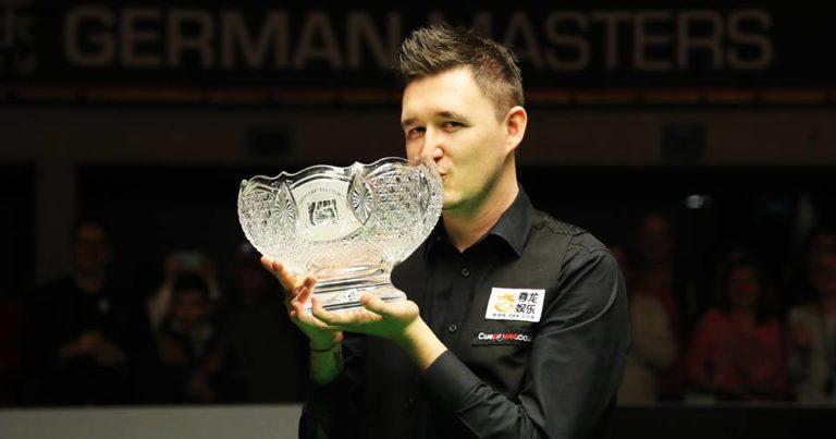 Кайрен Уилсон — победитель German Masters 2019!
