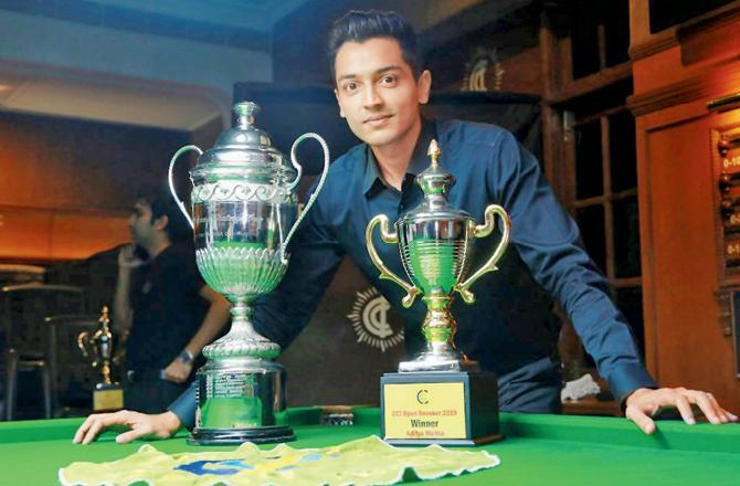 Адитья Мехта: «Шансов мало, но я не оставлю попыток вернуться в Тур»