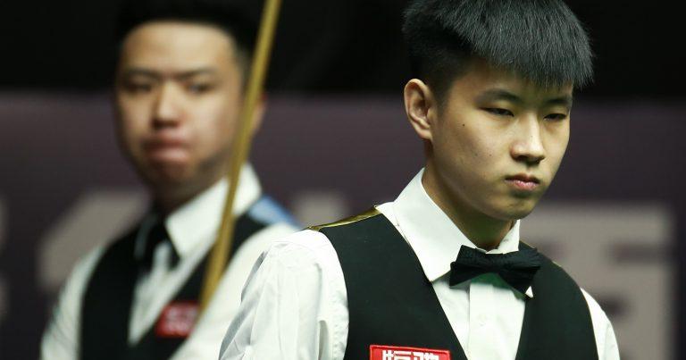 Чемпионат Китая 2019. 1/8 финала