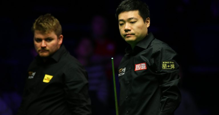 На Scottish Open начинается второй раунд