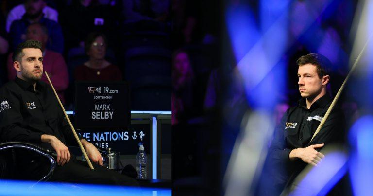 Финал Scottish Open! Хитрый тактик vs быстрый «лис»