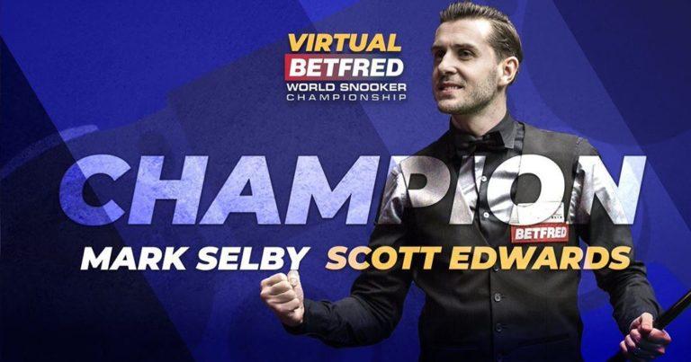 Скотт Эдвардс — первый виртуальный чемпион мира по снукеру