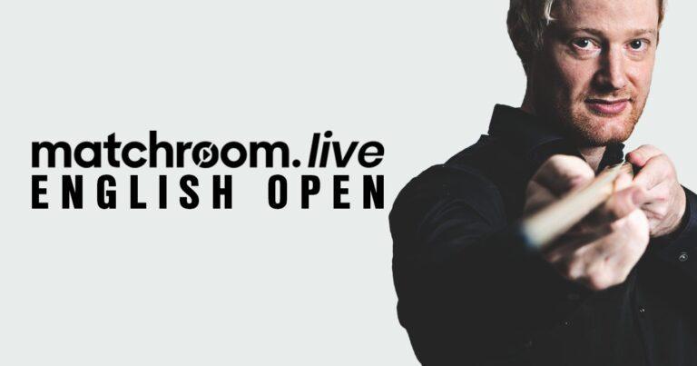English Open 2020. Полуфиналы