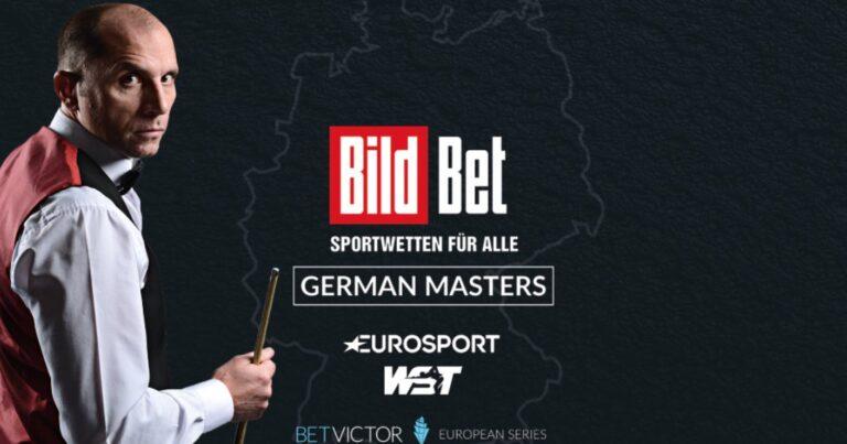 Стартовал German Masters 2021