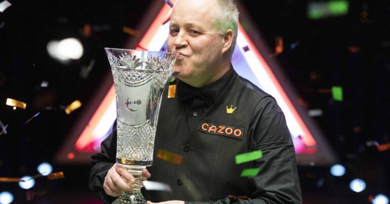 Джон Хиггинс — победитель Players Championship 2021!