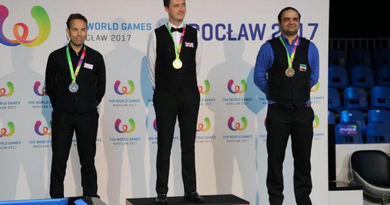 Кайрен Уилсон — победитель снукерного турнира Всемирных Игр!