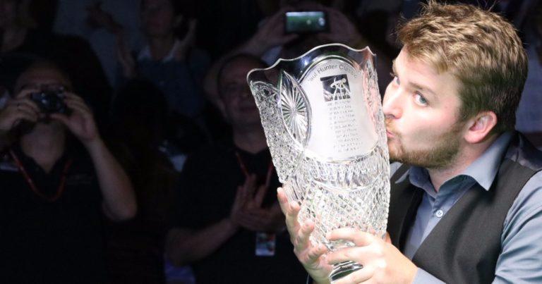 Майкл Уайт — победитель Пол Хантер Классик 2017!