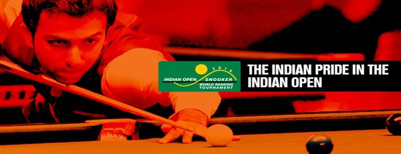 Квалификация к Индиан Оупен 2017