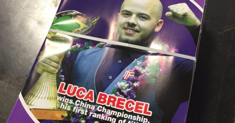 Впечатления от сентябрьского выпуска журнала Snooker Scene