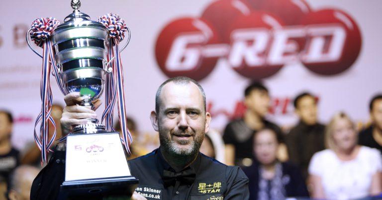 Марк Уильямс — чемпион мира по снукеру 6 красных!