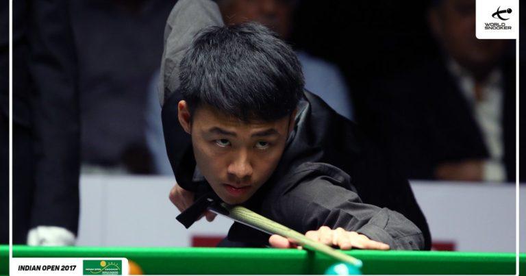 Сюй Сы уже в полуфинале Indian Open