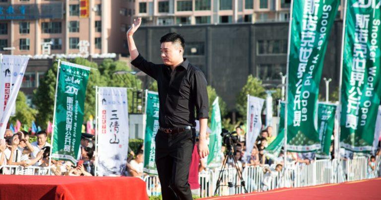 В Китае стартовал World Open 2017