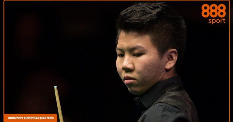 Англо-китайские полуфиналы на бельгийской земле