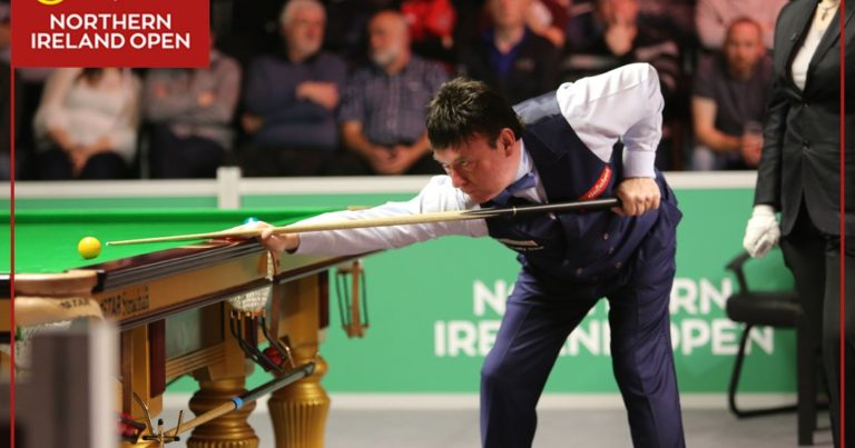 Northern Ireland Open 2017. 1/16 и 1/8 финала