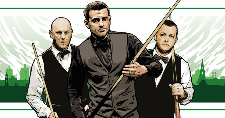 Угадай-ка победителя Northern Ireland Open 2017!