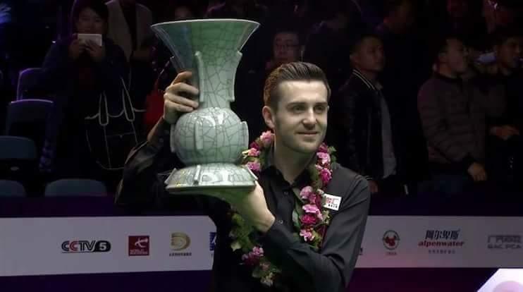 Марк Селби — победитель International Championship.