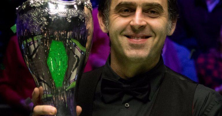 Ронни О'Салливан — победитель Чемпионата Британии!