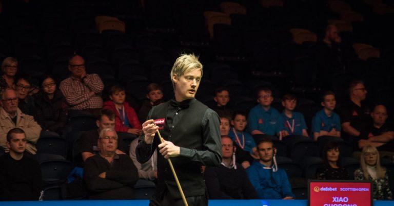 Scottish Open 2017. Полуфиналы