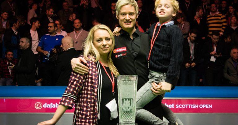 Нил Робертсон — победитель Scottish Open 2017!