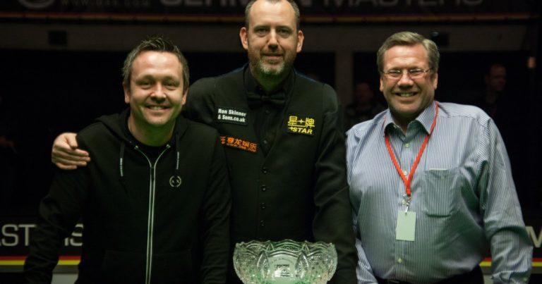 Марк Уильямс — победитель German Masters 2018!