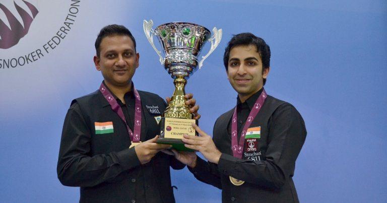 Индия — победитель командного Кубка мира IBSF