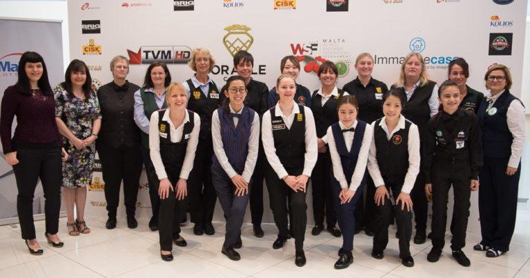 Чемпионаты WSF на Мальте