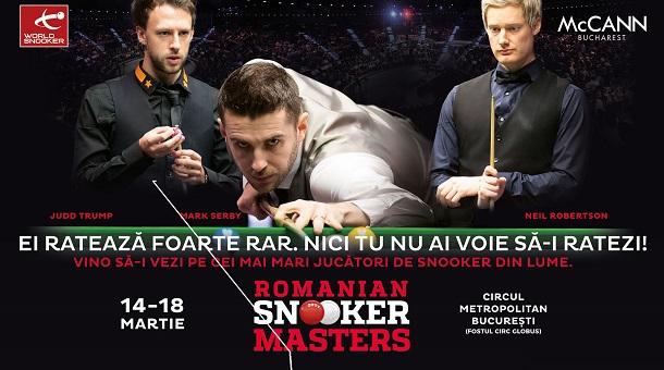 Угадай-ка победителя Romanian Masters 2018!