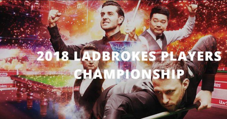 Players Championship 2018. День 1