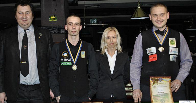 Владислав Вишневский — победитель второго этапа Кубка Украины!