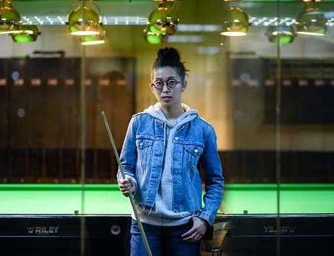 Нг Он-Йи: «Женщины тоже могут играть в снукер — даже в очках»