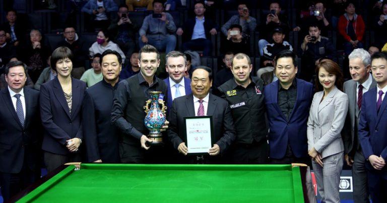 Марк Селби — победитель China Open 2018!