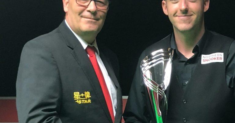 Дэвид Грэйс — победитель второго турнира челлендж-тура