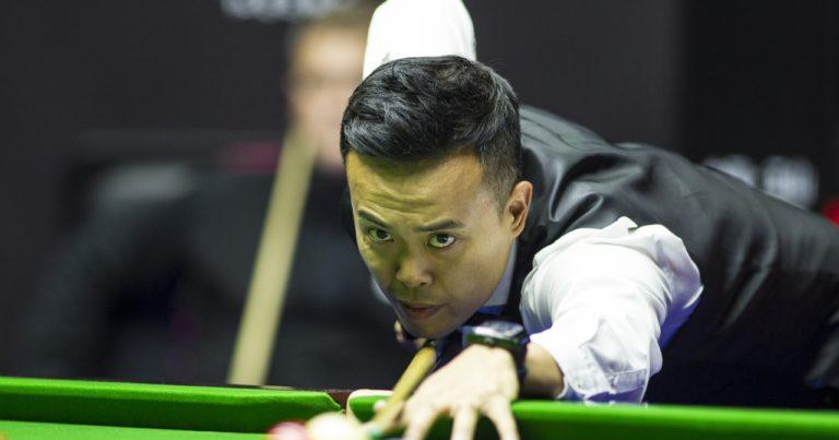 World Open. 1/4. Марко Фу – курс на Шанхай!