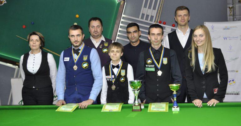Владислав Вишневський — чемпіон України 2018!