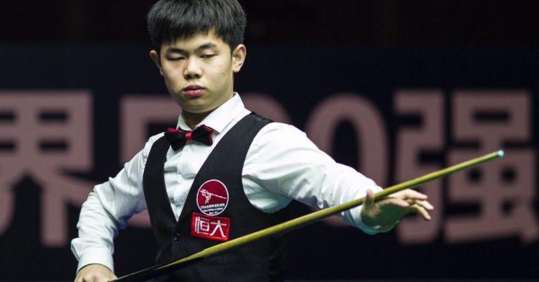 Чемпионат Китая 2018. 1/8 финала и 1/4 финала