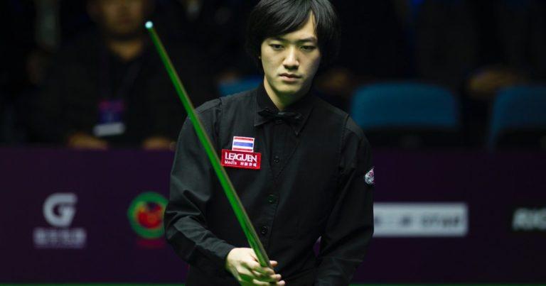 International Championship 2018. 1/16 финала