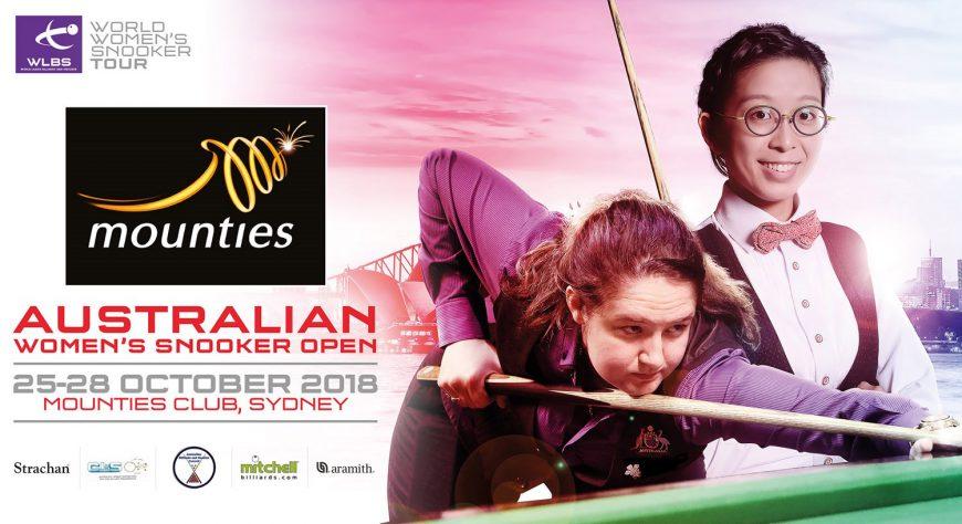 НгОн Йи побеждает в Австралии с лучшим брейком в карьере.