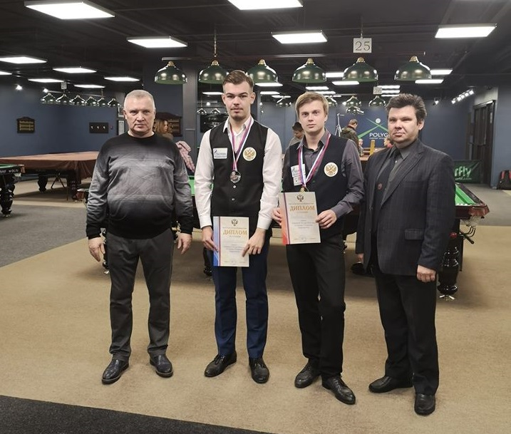 Иван Каковский — чемпион России 2018!