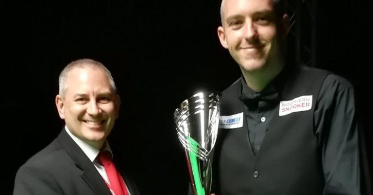 Дэвид Грэйс — победитель шестого турнира челлендж-тура!