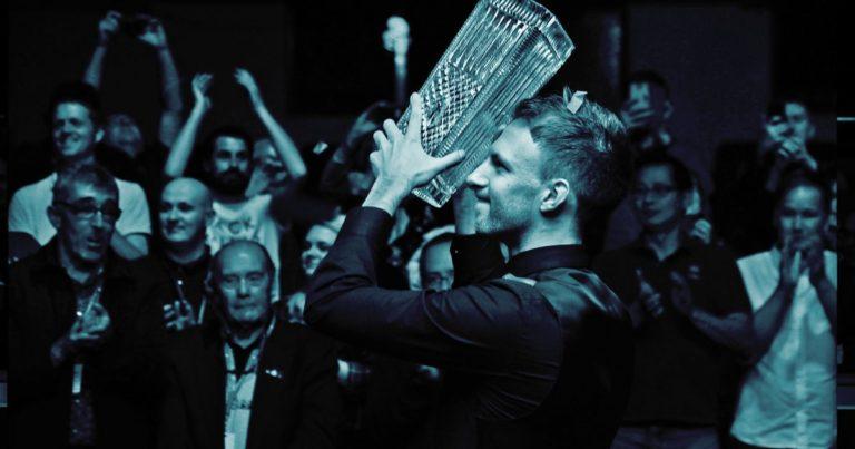 Джадд Трамп — победитель Northern Ireland Open 2018!